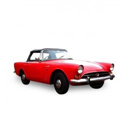 Cappotta in vinile Sunbeam Alpine Serie 5 convertibile