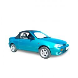 Capote Suzuki Swift Geo Metro cabriolet Vinyle