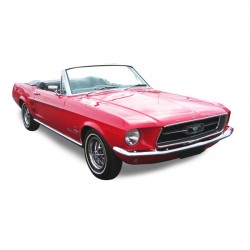 Capote Ford Mustang cabriolet Vinyle (1967-1968)