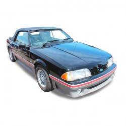 Capote Ford Mustang cabriolet Vinyle (1983-1993)