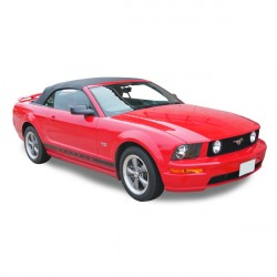 Ford Mustang convertible Soft top in Vinyl (2005-2013)
