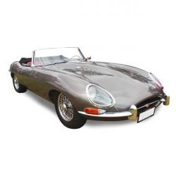 Capote Jaguar Type E/XKE cabriolet Alpaga Stayfast®