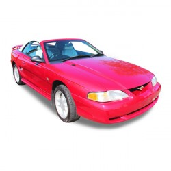 Soft top Ford Mustang convertible Alpaca Twillfast® (1994-1998)