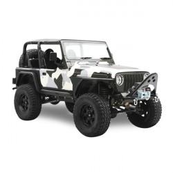 Capota Jeep Wrangler JK 2 Puertas cabriolet Vinilo