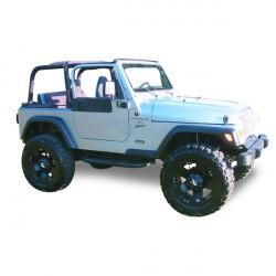 Capote Jeep Wrangler TJ cabriolet Vinyle