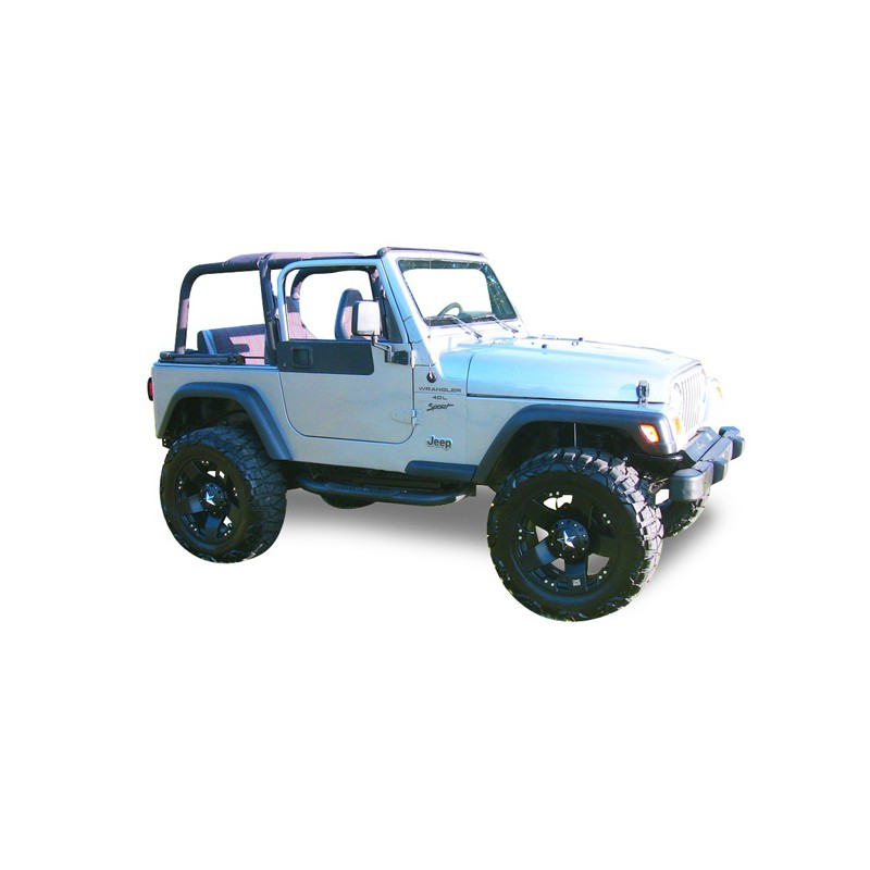 Soft Top Jeep Wrangler TJ Convertible Vinyl