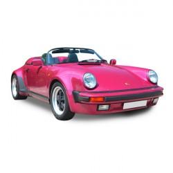 Capote Porsche Speedster cabriolet Alpaga Sonnenland (1989)