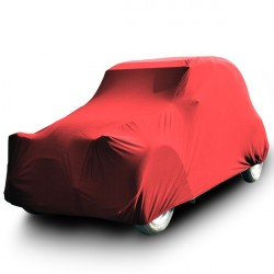 Indoor car cover tailored for Citroen 2 CV convertible (Coverlux®+)