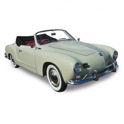 Capota Karmann Ghia cabriolet Vinilo (1956-1966)