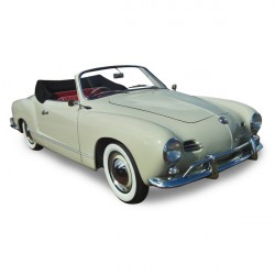 Soft top Karmann Ghia convertible Vinyl (1956-1966)