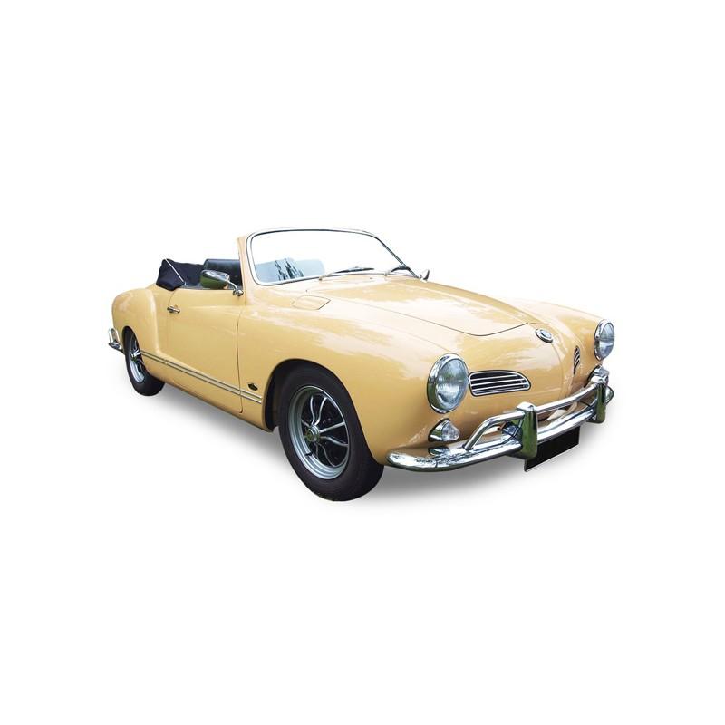 Capote Karmann Ghia cabriolet Vinyle (1967-1969)
