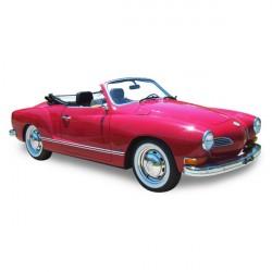 Capota Karmann Ghia cabriolet Vinilo (1969-1976)