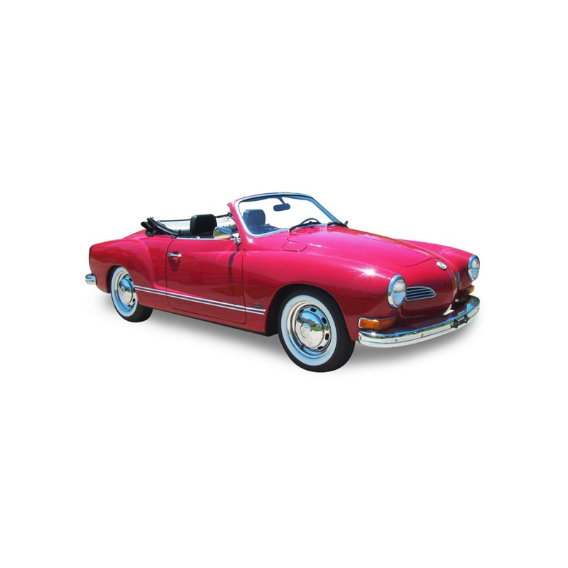 Capote Karmann Ghia cabriolet Vinyle (1969-1976)