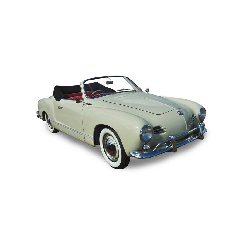 Capote Karmann Ghia cabriolet Alpaga Stayfast® (1956-1966)