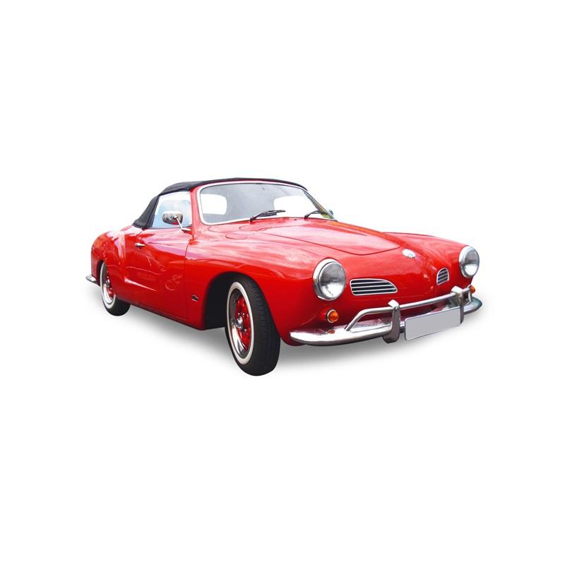 Capote Karmann Ghia cabriolet Alpaga Stayfast® (1966-1967)