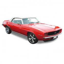 Soft top Chevrolet Camaro convertible Vinyl (1967-1969)