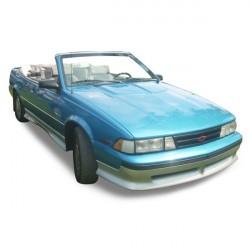Capota Chevrolet Cavalier cabriolet Vinilo (1988-1992)