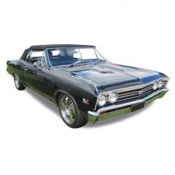 Soft top Chevrolet Chevelle Malibu convertible Vinyl (1968-1972)