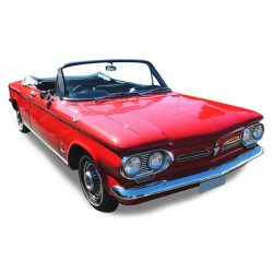 Soft top Chevrolet Corvair Monza convertible Vinyl (1962-1964)
