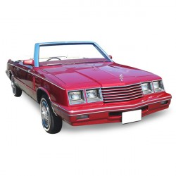 Soft top Dodge 600 - 600 ES convertible Vinyl