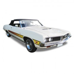 Soft top Ford Torino convertible Vinyl