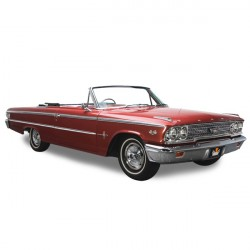 Soft top Ford Galaxie convertible Vinyl