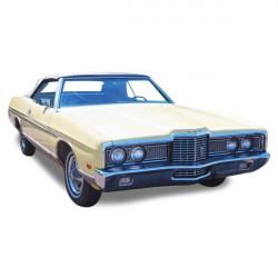 Capote Ford LTD cabriolet Vinyle