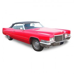 Soft top Cadillac DeVille convertible Vinyl (1965-1970)