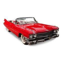 Capote Cadillac DeVille cabriolet Vinyle (1959-1960)