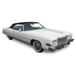 Capote Cadillac Eldorado cabriolet Vinyle