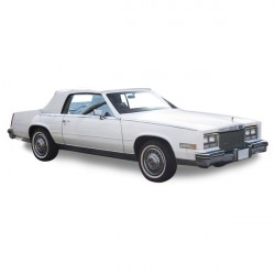 Soft top Cadillac Eldorado convertible Vinyl (1983-1985)