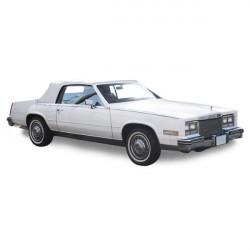 Capote Cadillac Eldorado cabriolet Vinyle (1983-1985)