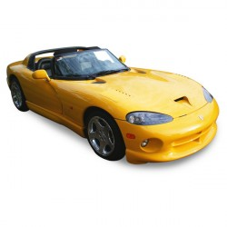 Soft top Dodge Viper Targa convertible in Alpaca Stayfast® (1997-2002)