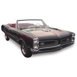 Capote Pontiac GTO cabriolet Vinyle (1964-1965)