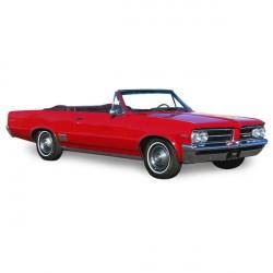 Capote Pontiac LeMans cabriolet Vinyle (1964-1965)