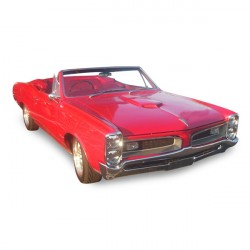 Capote Pontiac GTO cabriolet Vinyle (1966-1967)