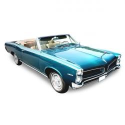 Soft top Pontiac Tempest convertible Vinyl (1966-1967)