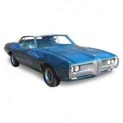 Capote Pontiac LeMans cabriolet Vinyle (1968-1972)