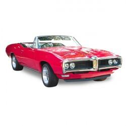 Soft top Pontiac Tempest convertible Vinyl (1968-1972)