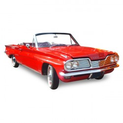 Capote Pontiac LeMans cabriolet Vinyle (1962-1963)
