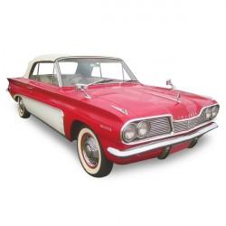 Capote Pontiac Tempest cabriolet Vinyle (1962-1963)