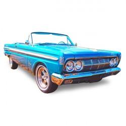 Capote Mercury Comet cabriolet Vinyle (1963-1965)
