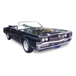 Soft top Mercury Marquis convertible Vinyl (1969-1972)