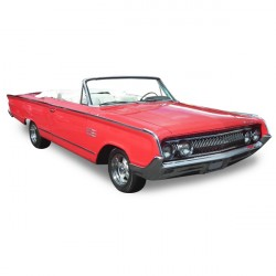 Soft top Mercury Monterey convertible Vinyl (1969-1972)