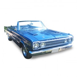Soft top Plymouth Belvedere convertible Vinyl (1967-1970)