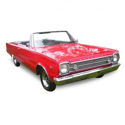 Soft top Plymouth Satellite convertible Vinyl (1967-1970)