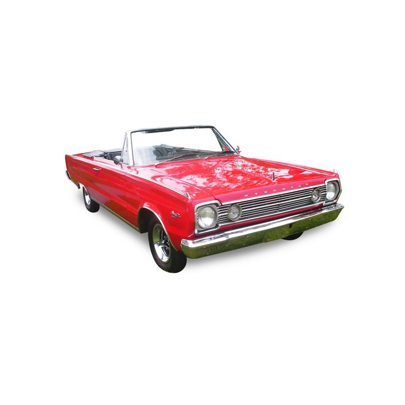 Capote Plymouth Satellite cabriolet Vinyle (1967-1970)