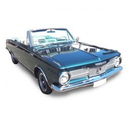 Soft top Plymouth Valiant - Signet convertible Vinyl (1963-1966)
