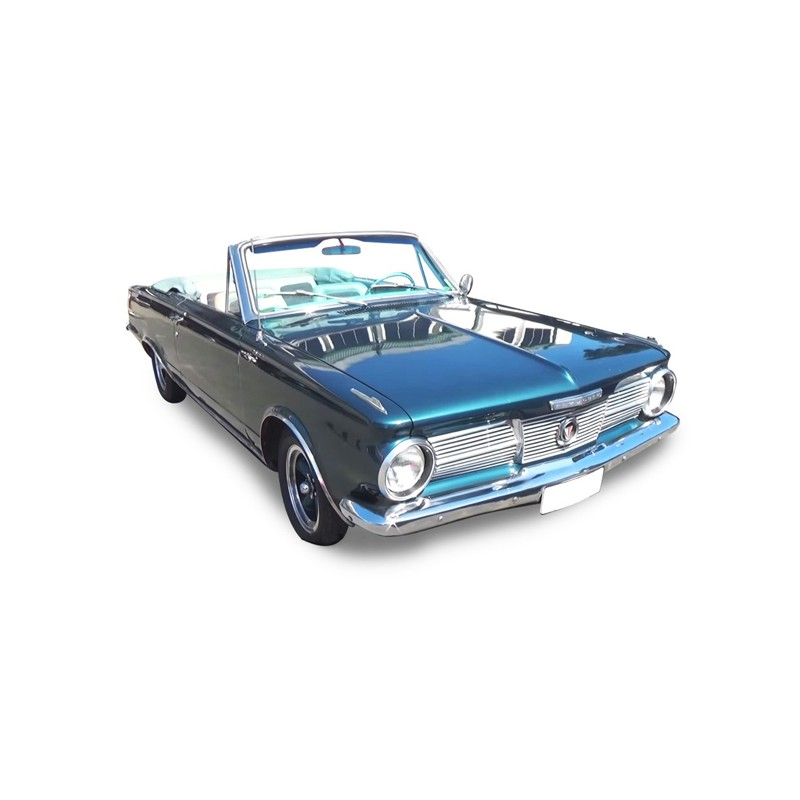 Capote Plymouth Valiant - Signet cabriolet Vinyle (1967-1970)