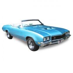 Soft top Buick Grand Sport convertible Vinyl (1968-1972)